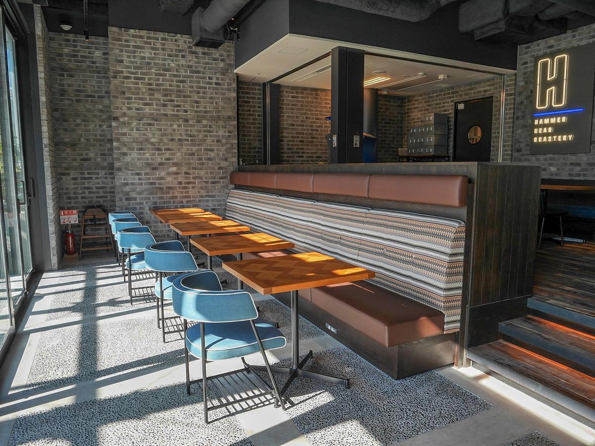 QUAYS pacific grill(キーズ パシフィック グリル)1階