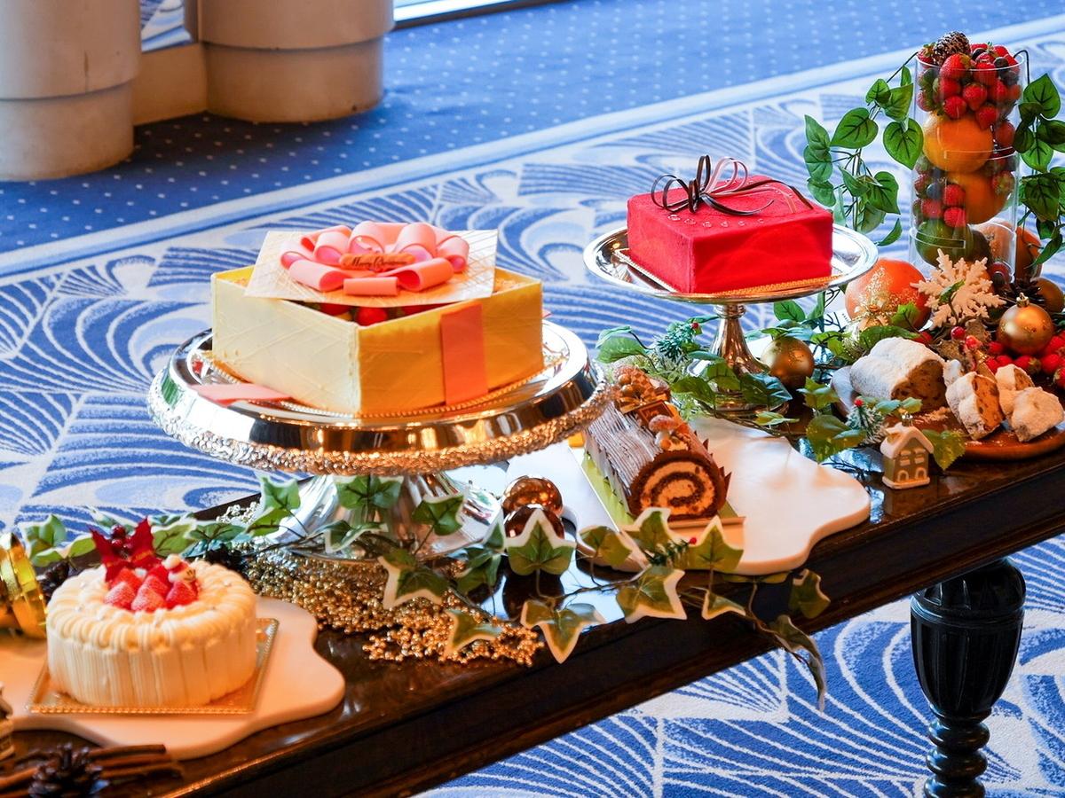 ホテルニューグランド 2020年 クリスマスケーキ 発表会