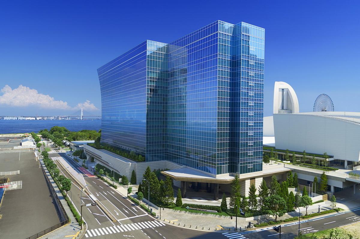 ザ・カハラ・ホテル&リゾート 横浜 外観(画像提供:広報事務局)