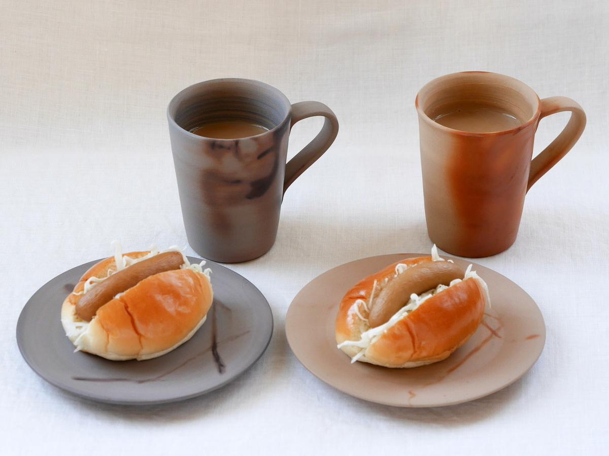 備前焼 器 takagi 朝食セット