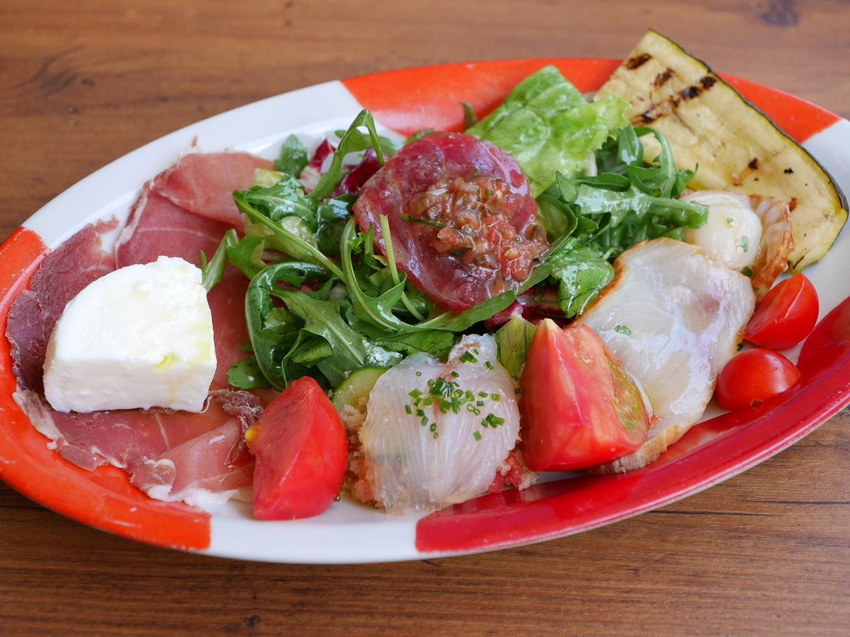 トラットリア・ダ・ケンゾー ランチ前菜