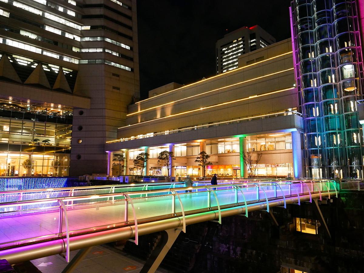 横浜ランドマークタワードックヤードガーデン