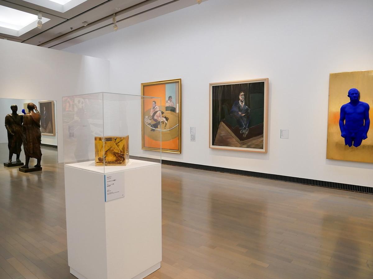 第3章「アートの多元化」展示風景