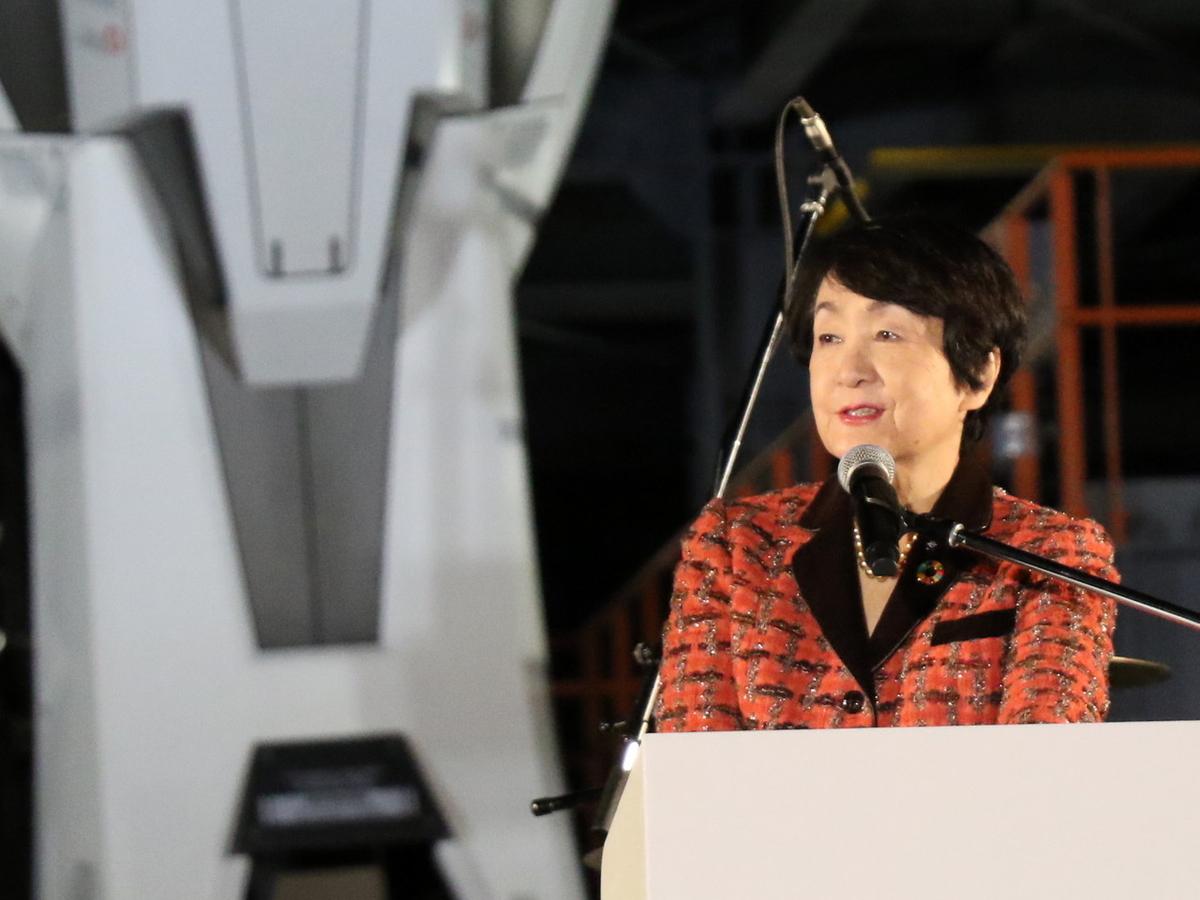 林 文子 横浜市長