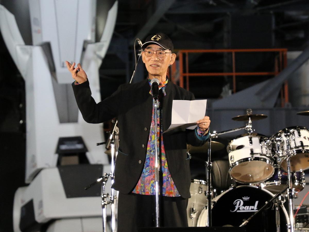 富野由悠季 総監督