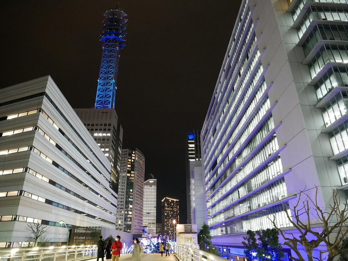 新高島エリア タワーズミライト2020年