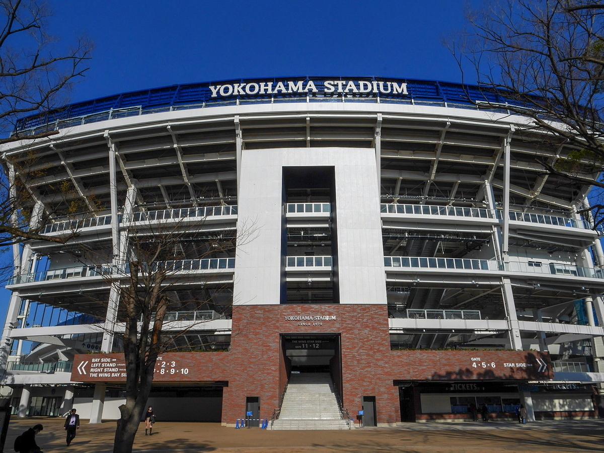 横浜スタジアム
