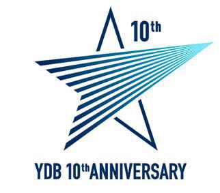 10周年記念ロゴマーク(画像提供:横浜DeNAベイスターズ)