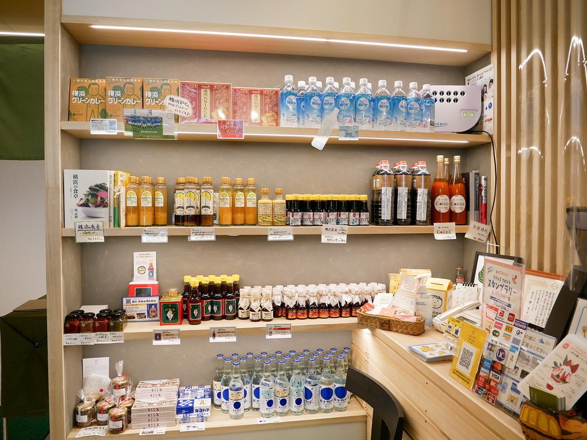 TSUBAKI食堂 店内