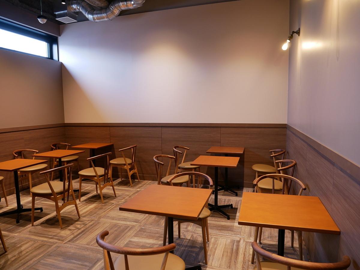 タリーズコーヒー KU白楽駅店 貸し切りスペース