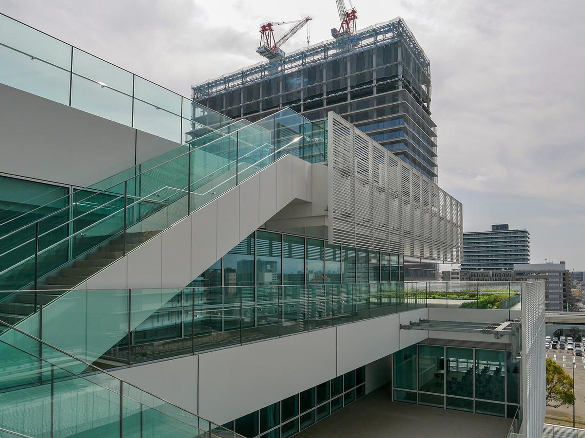 神奈川大学みなとみらいキャンパス 内観