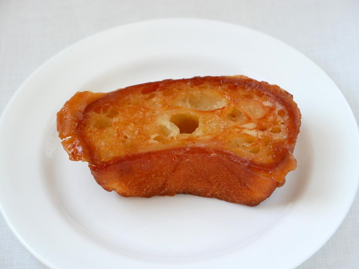 フレンチトースト(303円)