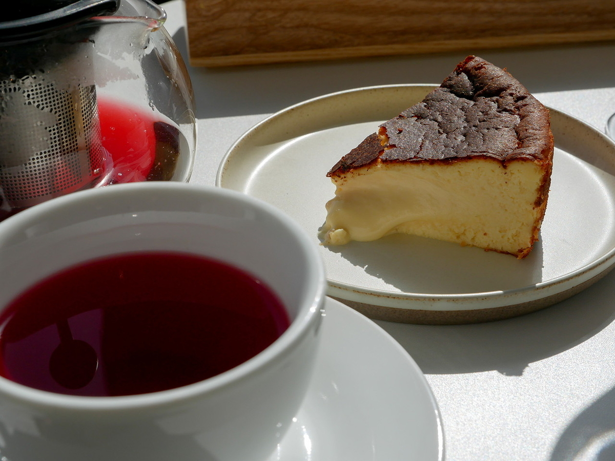 ジェロームバスクチーズケーキ