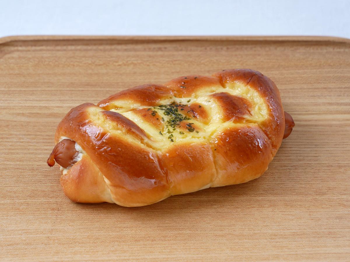 冷凍パンとは思えないほどのおいしさです