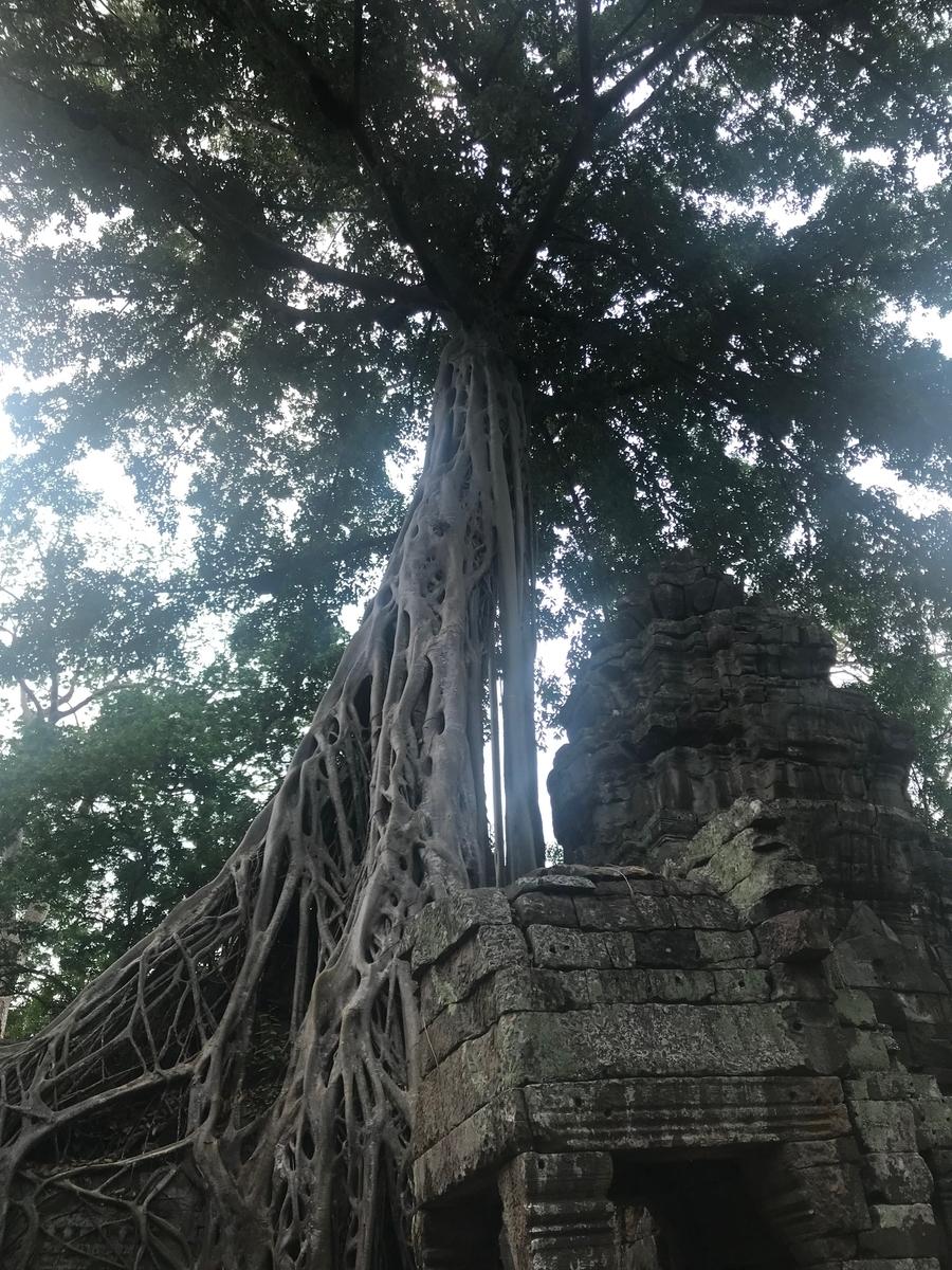 タプローム遺跡(映画『トゥームレイダー』ロケ地)