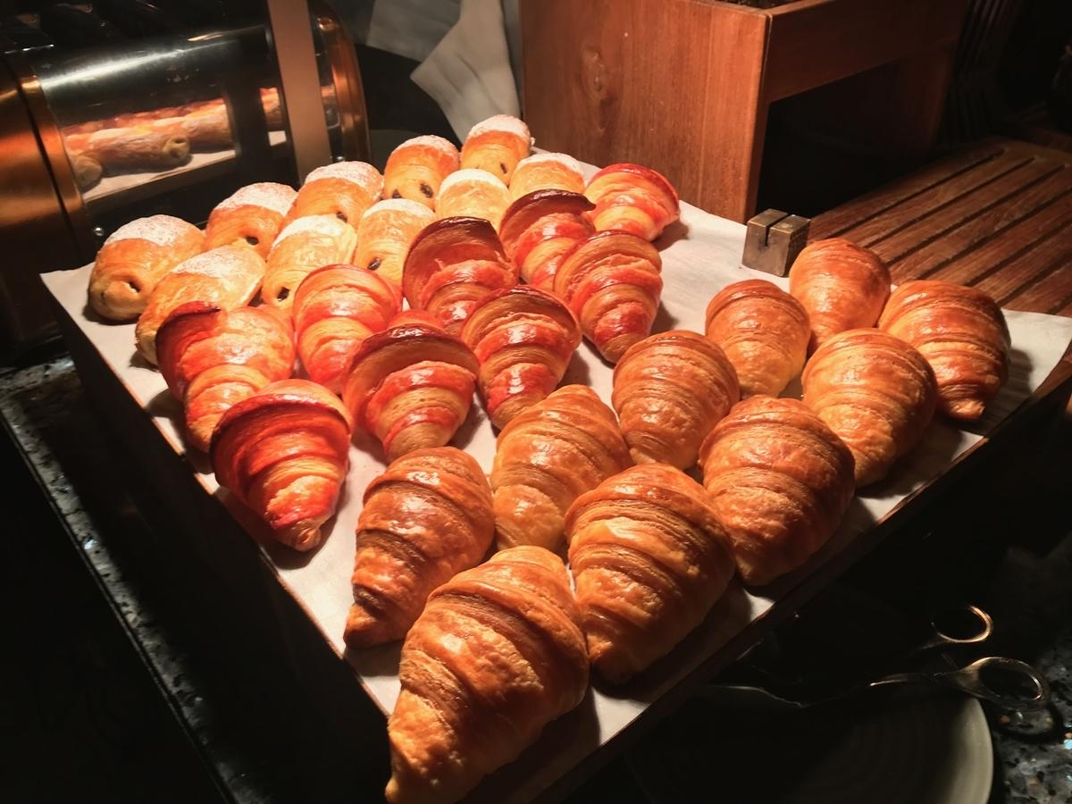 リッツカールトンのパン