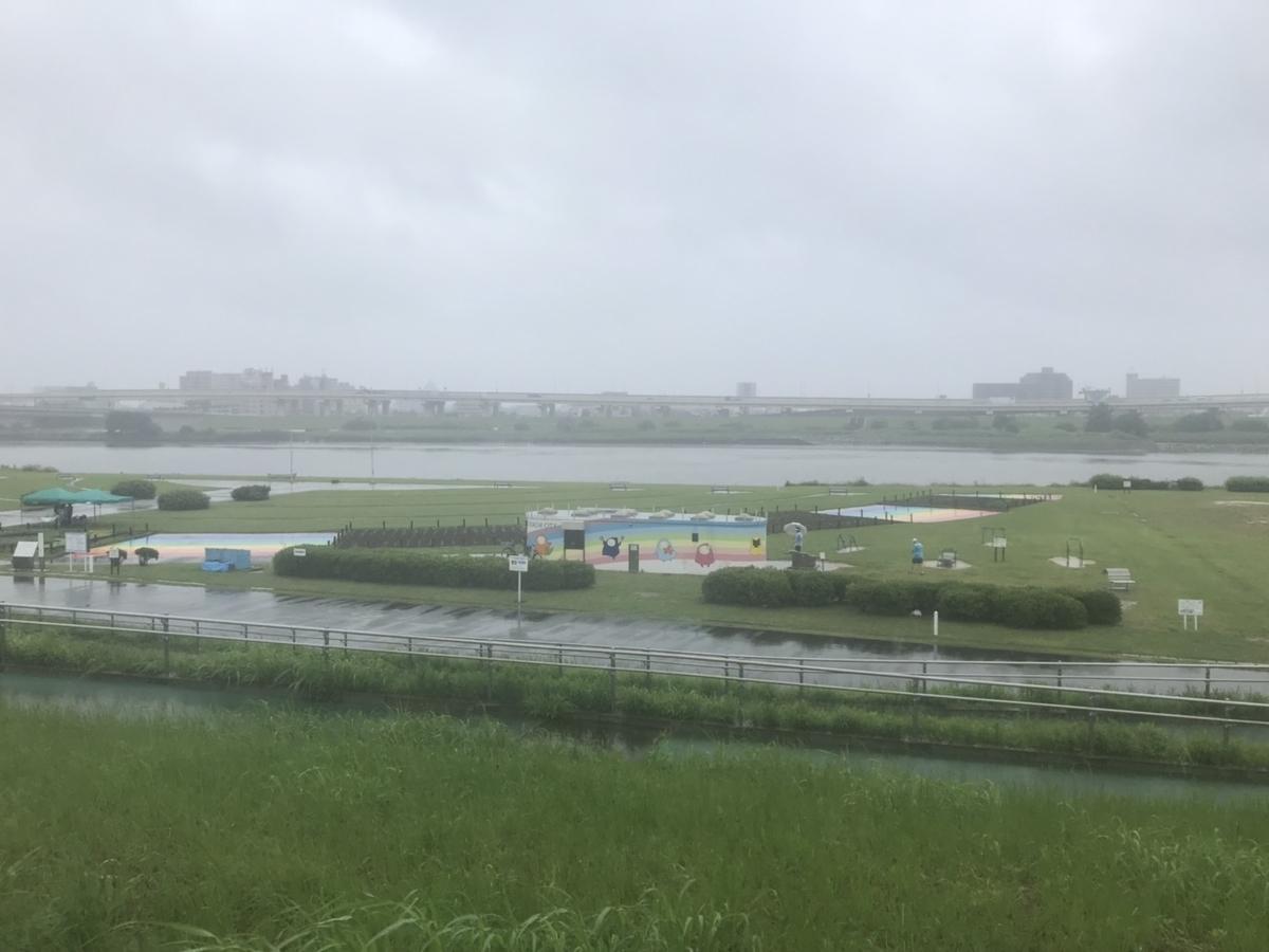 北千住ハーフマラソン(2019年6月15日)