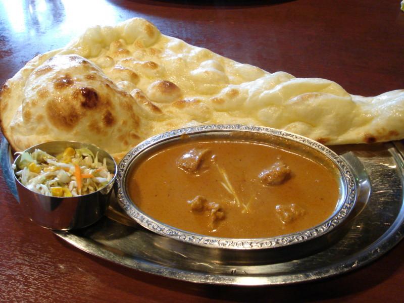 [食][ガナパティ][インド料理]