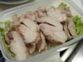 [食][鶏肉][鶏ハム]