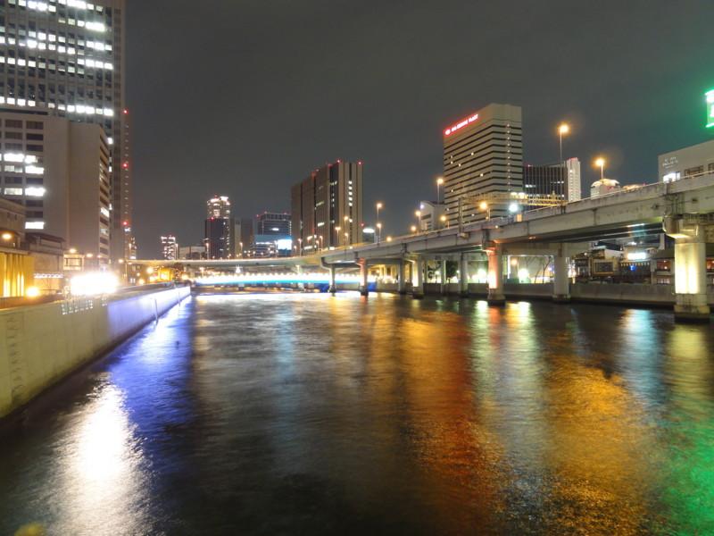 [大阪市][淀屋橋][夜]