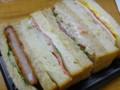 [サンドイッチ][食][food]