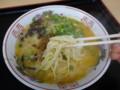 [火の国亭][新玉名ラーメン][ラーメン][麺][麺類][食][food][熊本県][玉名][玉名PA下り]