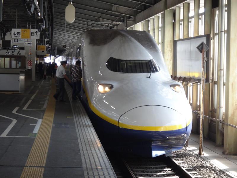 [新潟市][新潟][新潟駅][JR][鉄道][新幹線][上越新幹線][とき]