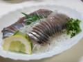 [食][刺身][お造り][サンマ][秋刀魚][さんま][魚]