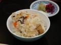 [京都][亀岡][松園荘][食][夕食]