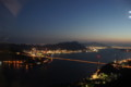 [関門海峡][関門橋][火の山][夜景][下関市][門司区][北九州市][NEX-5][sony][ソニー]