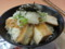 [食][food][福井県][坂井市][丸岡町][女形谷][PA][高速道路][厚揚げ][丼]