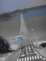 [角島大橋][山口県][下関市][豊北町][海][sea][bridge]