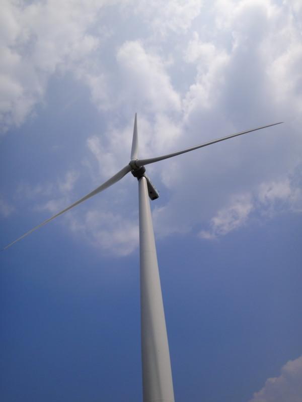 [島根県][益田市][益田港][風力発電][風車][windpower][generation][windmill]