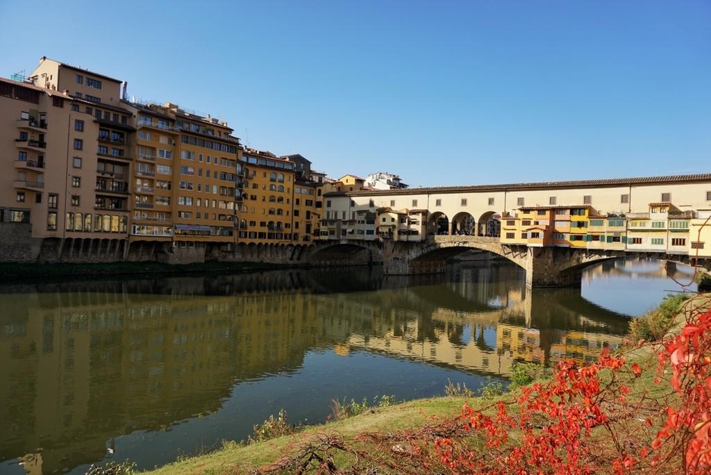 フィレンツェ ポンテヴェキオ橋
