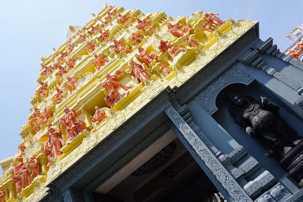シンガポール カトン ヴィナヤガール寺院