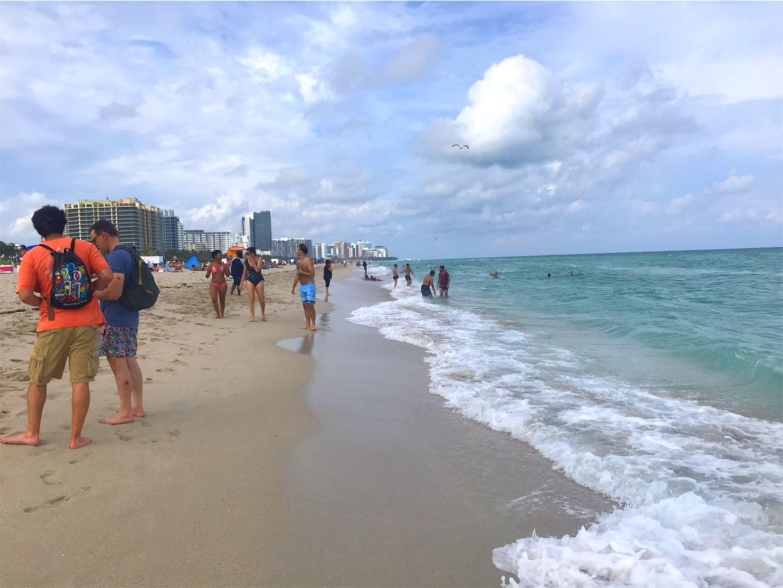 マイアミビーチ_女子旅
