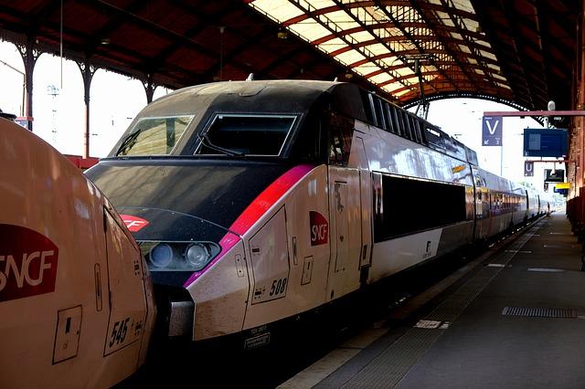 TGVでモン・サン・ミッシェルへ