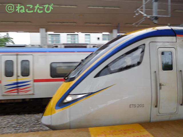 マレー鉄道車両
