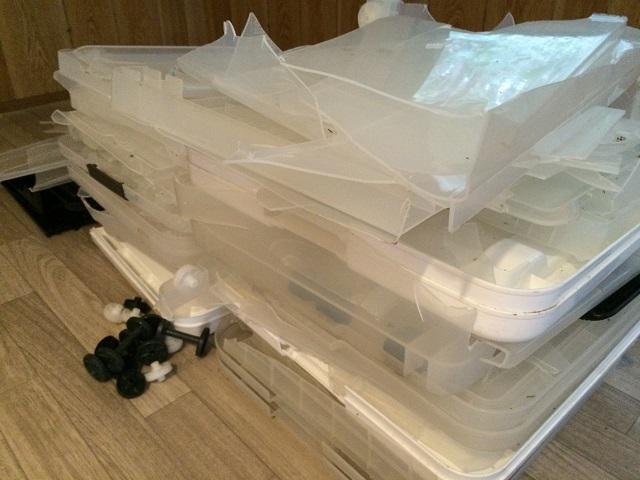 プラスチックケースの捨て方