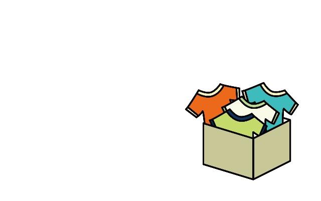 「服を捨てる イメージ画像」の画像検索結果