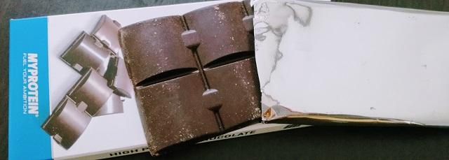 ハイプロテイン チョコレート