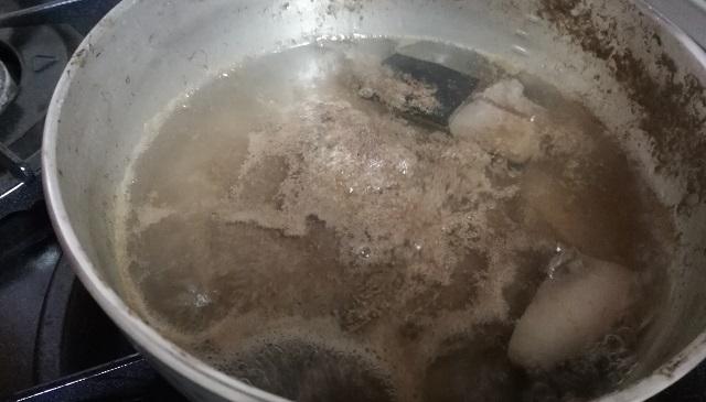 イルカの調理方法