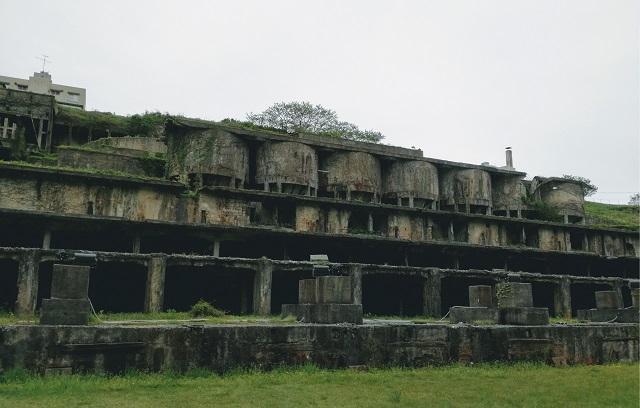 ラピュタ遺跡