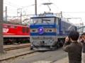 [JR][鉄道][train] EF510-501「カシオペア」ヘッドマーク