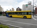 [bus] ながーい胴体。十勝バス 銀河線転換バス