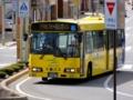 [bus] 十勝バスの銀河線代替バス専用車、あ2086(その2)