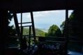 [鉄道][琵琶湖][昼景]坂本ケーブル車内から