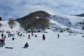 [昼景][スキー]奥伊吹スキー場