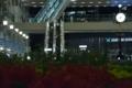 [鉄道][夜景]時空の広場