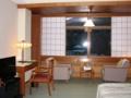 フォレストロッジ客室